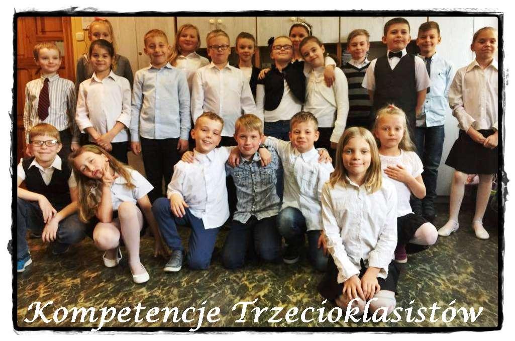 Kompetencje Trzecioklasistów – K32016