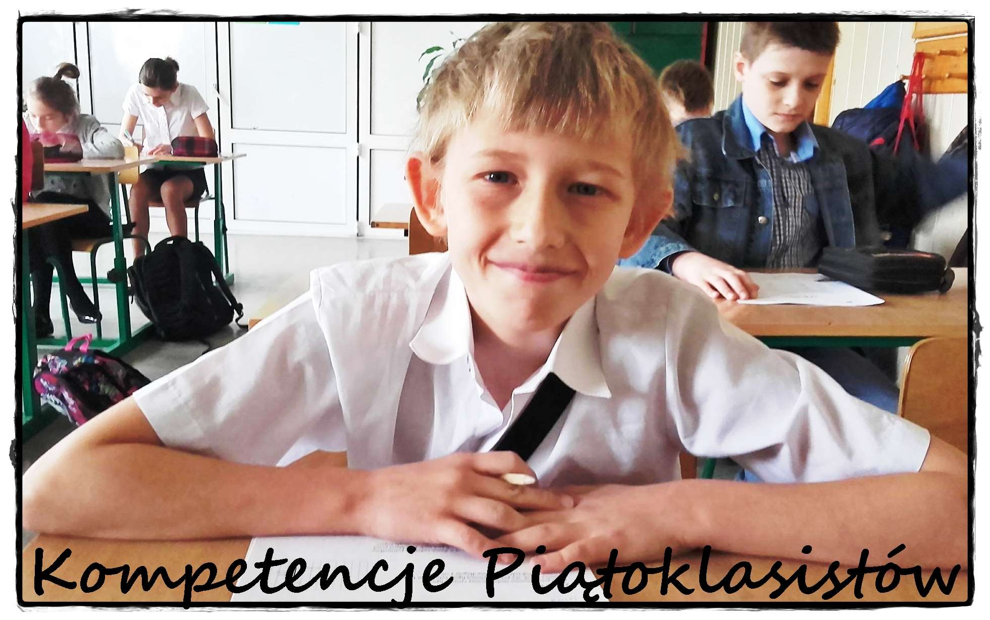 Kompetencje Piątoklasistów – K52016