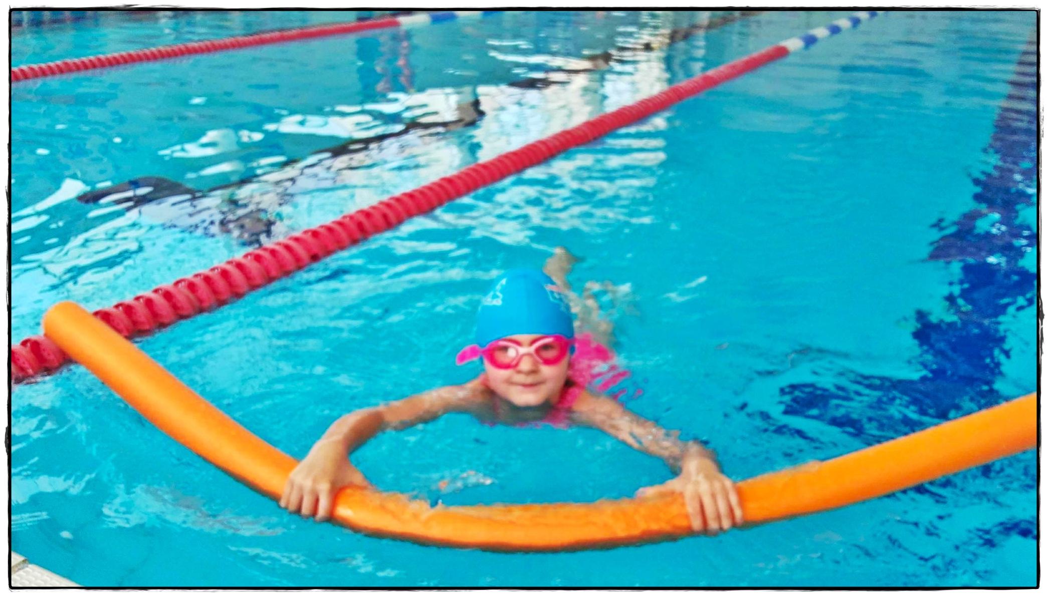 Rekrutacja dzieci dogrup pływających