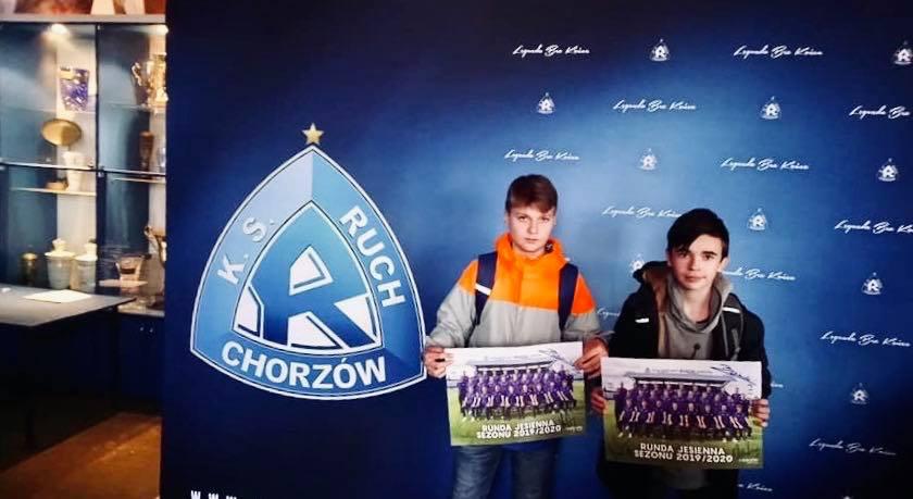 Finał konkursu wiedzy oRuchu iChorzowie